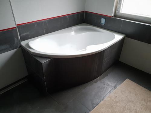 Realizace koupelny, WC a předsíně